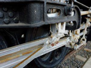 C58389の動輪