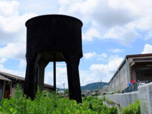 SL時代の給水塔