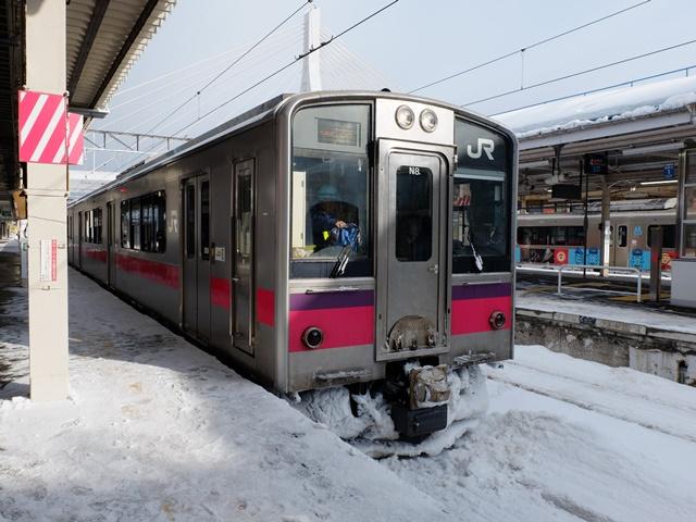 津軽線 701系
