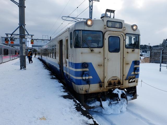 津軽線 キハ48
