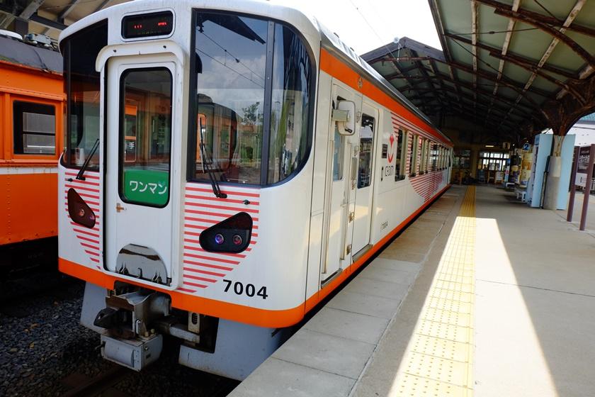 一畑電車 7004号
