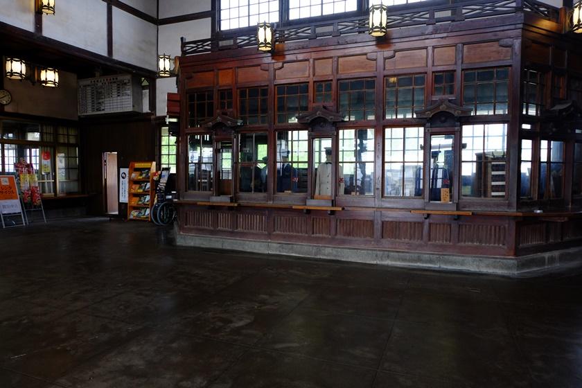 旧大社駅 内部